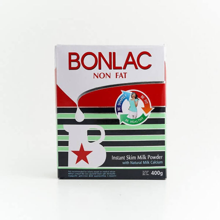 Bonlac Milk Powder Non Fat 400g