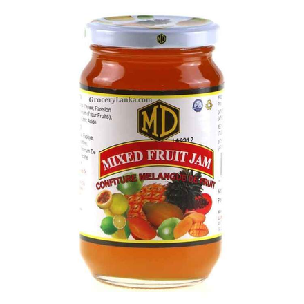 MD Mixed Fruit Jam 500g