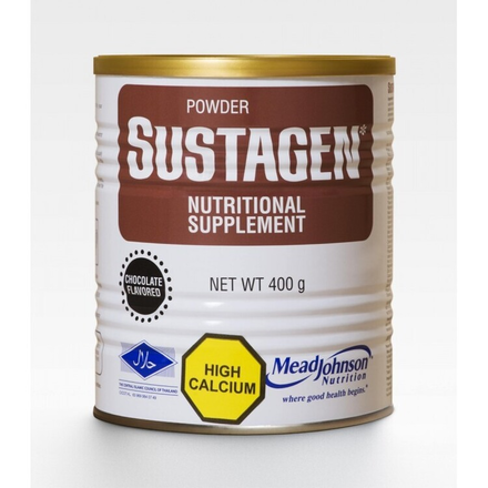 Sustagen Nutritional Supplement - Chocolate  400g