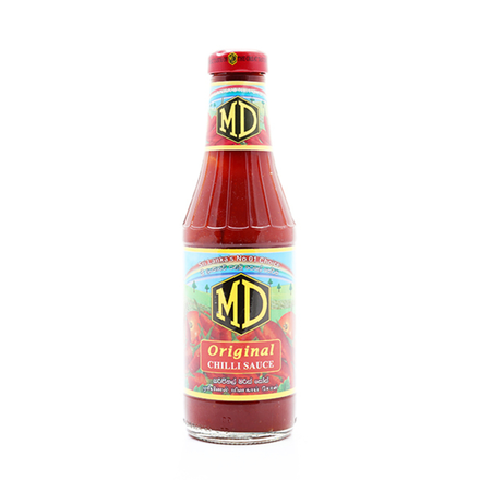 MD Original Chilli Sauce 400g