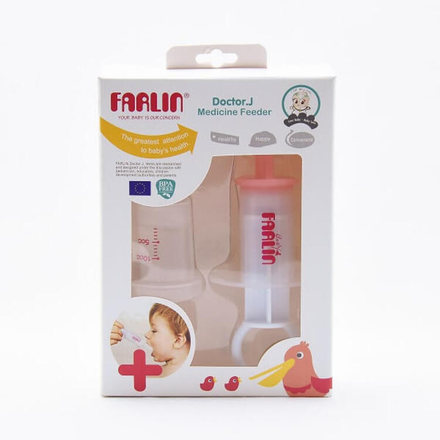 Farlin Doctor J Medicine Feeder