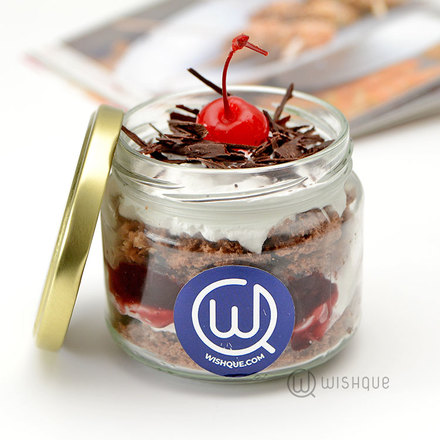 Blackforest Cake Jar