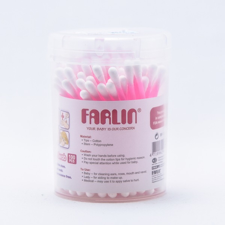 Farlin Cotton Swabs 100pcs