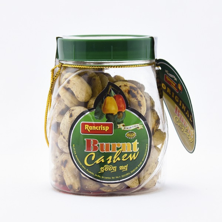 Rancrisp Burnt Cashew Nut Bottle 160g