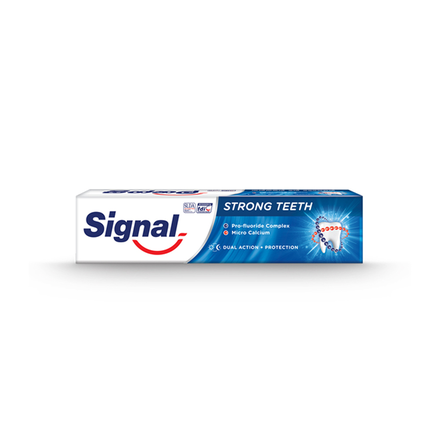 Signal Strong Teeth Toothpaste 160g