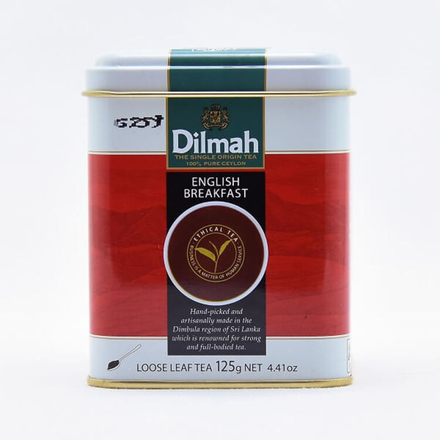 Dilmah Tea English Breakfast 125g