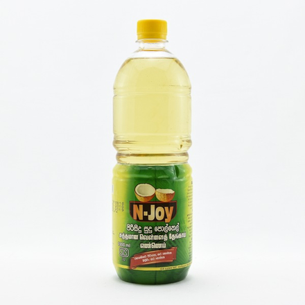 N Joy Coconut Oil 1L