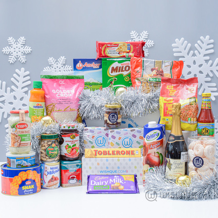 Santa's Wishlist Christmas Hamper