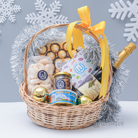 The Sweetest Way Christmas Hamper