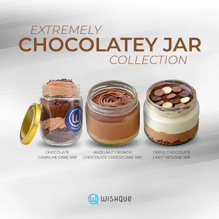 Extremely Chocolatey Jar Collection