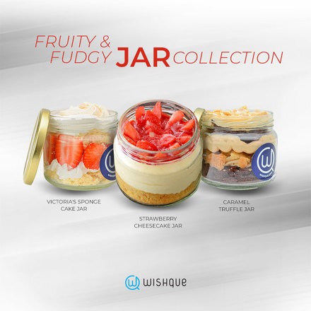 Fruity & Fudgy Jar Collection