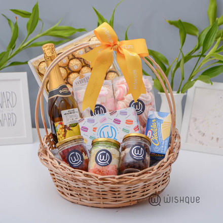 2021 New Year Celebrations Hamper