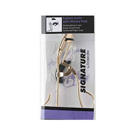 Basicare Signature Eyelash Curler With Silicone Pads