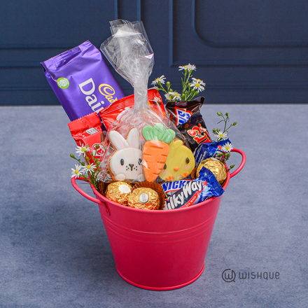 Easter Treasure Bucket