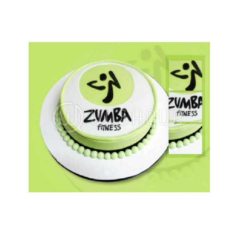 Zumba Fitness Design Cake Wishque Sri Lanka S Premium Online Shop Send Gifts To Sri Lanka