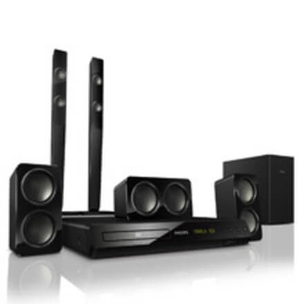 PHILIPS Home Theater - HTD354098