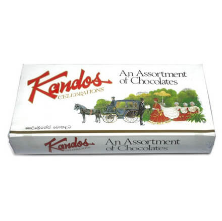 Kandos Celebrations Gift Pack 360g
