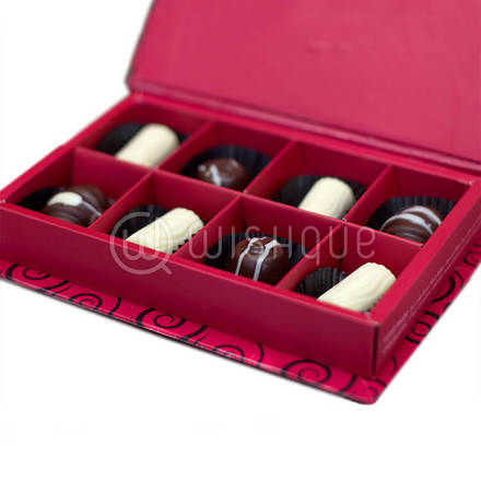 Galadari Chocolate Box (Small)