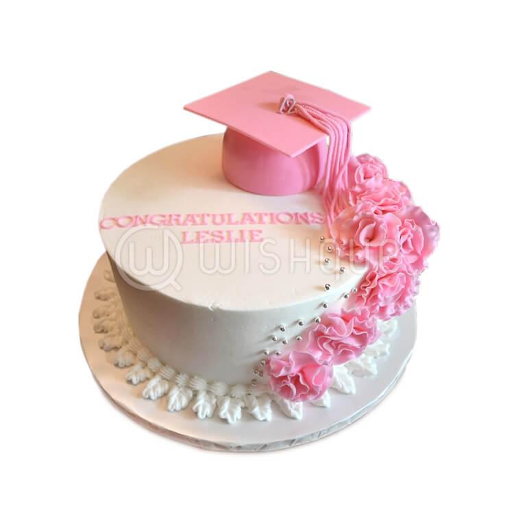 Graduation Pink